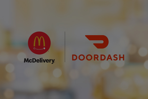 McDelivery DoorDash Logo new